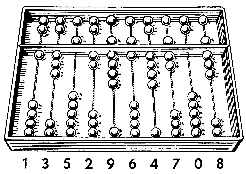 Ábaco: O primeiro computador da história