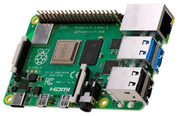 Raspberry: Exemplo de um minicomputador digital